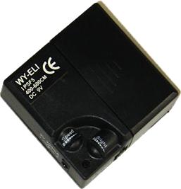 EL pretvarač za 9V baterije