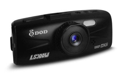 DOD LS300W car dvr + WDR technlogy
