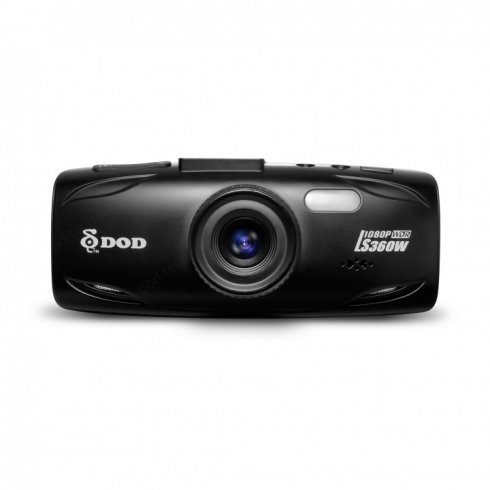DOD LS360W - Car camera with optional GPS