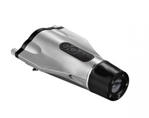 Aerodynamická vodeodolná action kamera s FULL HD