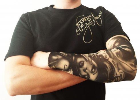 Mangas del tatuaje - Orgullo Mexicano