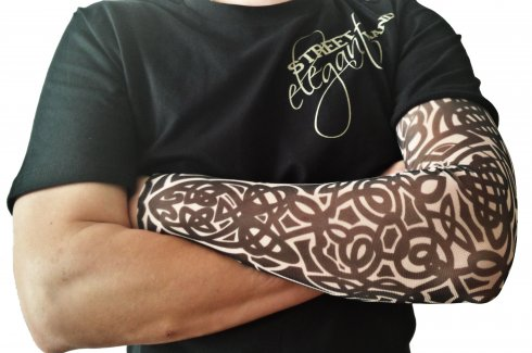 Tattoo sleeves - Ornament