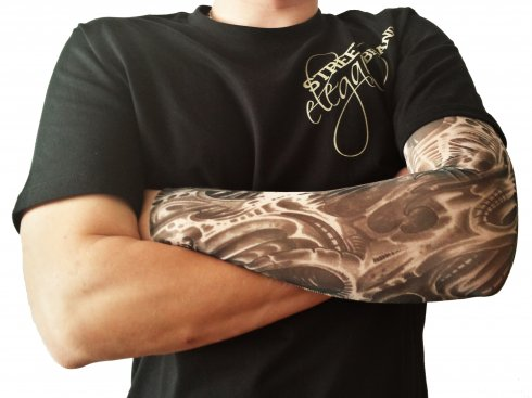 Tattoo sleeves - Undead