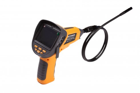 "Borescope with Wifi + 3,5"" LCD (640x480)"