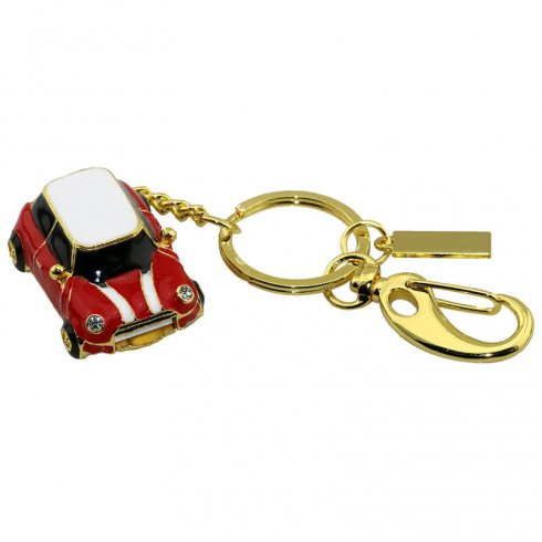 16GB Mini USB Key - Mini Cooper
