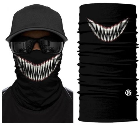 Protective scarf - VENOM Monster multifunctional headwear