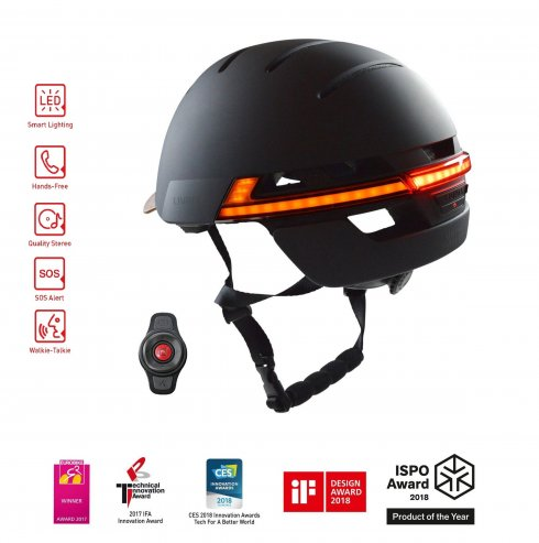 Kaciga za bicikle Inteligentna - Livall BH51M