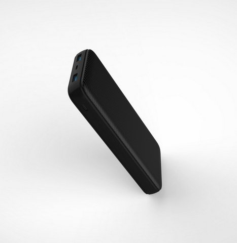 Caricabatterie portatile con una capacità di 20.000 mAh - 2x uscita USB 2A