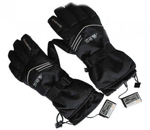Electric heated gloves 3000mAh