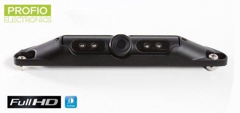 Univerzalni FULL HD vodootporni fotoaparat s kutom gledanja od 150 ° i IR 3m
