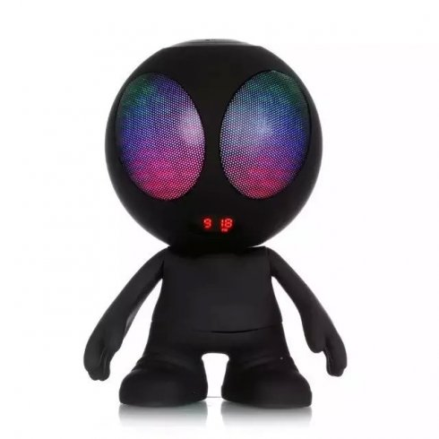 Bluetooth Portable Speaker - Alien