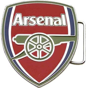 Football club  buckle - Arsenal