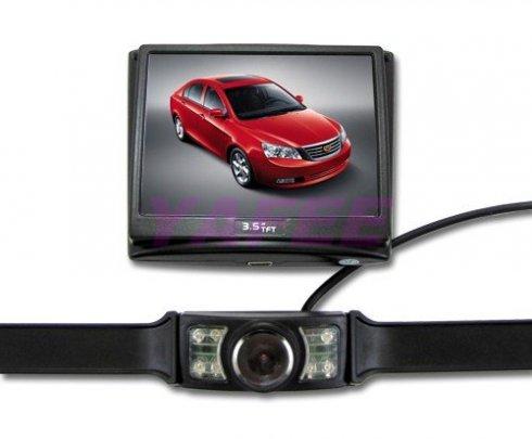 "Parkovacia Kamera do Auta Wifi - P63 + LCD 3,5"""