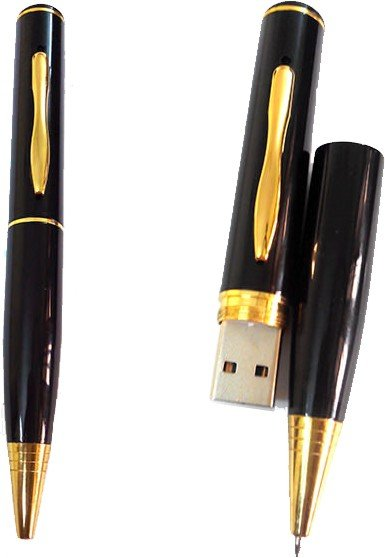 Spy camera pen - 4GB Memory