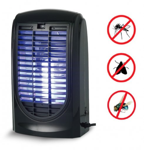 Fly zapper​ - energy-saving insect trap - 360° with a power 13W
