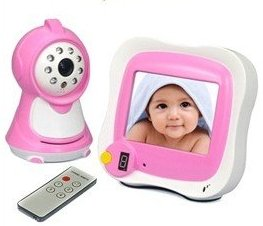 Monitor senza fili di video bambino - Baby Viewer