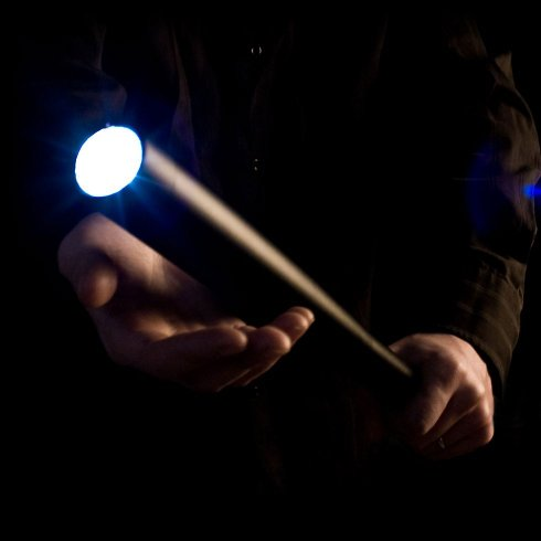 LED baterka - obušok