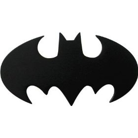 Batman black - buckle