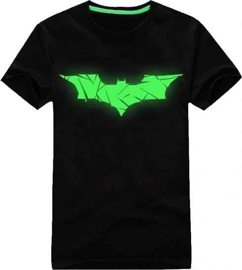 Camicia fluorescente - Batman