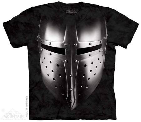 Eco T-shirt - helmet knight