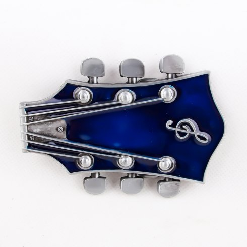 Blue tuner - Buckles