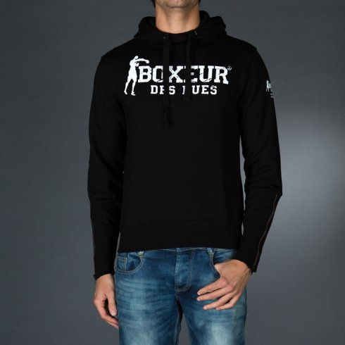 Sweatshirt Fighter Brand - Black