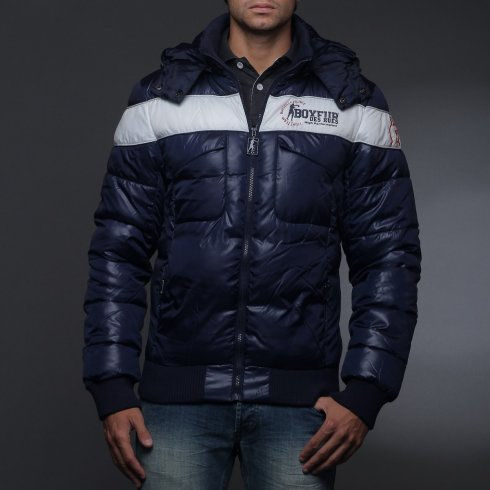 Boxeur des rues - winter jacket