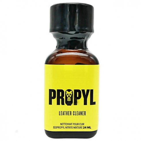 Poppers - PROPYL Leather cleaner 24 ml