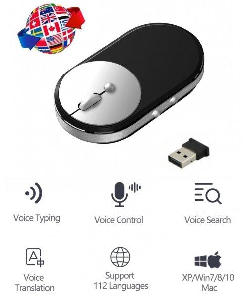 Translator mouse - Wireless intelligent USB mouse for translationinto 112 languages