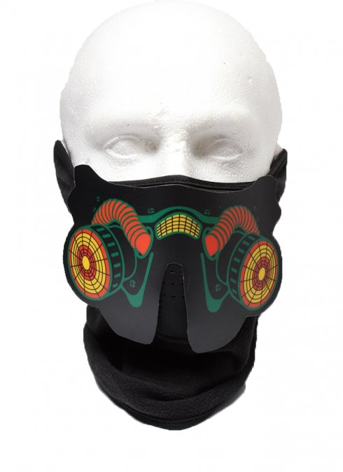 Rave Mask Respirator - Sound Sensitive