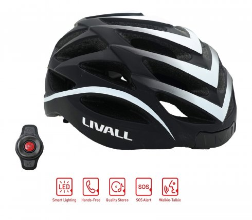 Prilba na bicykel Smart - Livall BH62