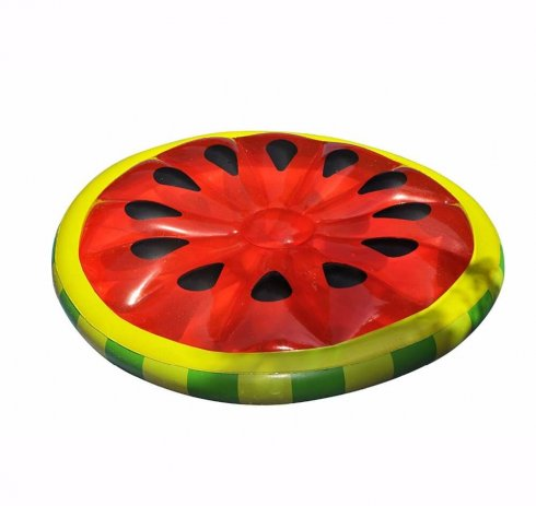 inflatable pool toys for adults - Red melon