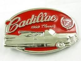 Cadillac - boucle