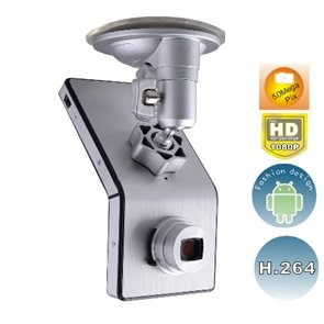 1080p car dvr - SLIM Mobile-i Ultra Slim design