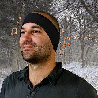 MP3 Playing headband
