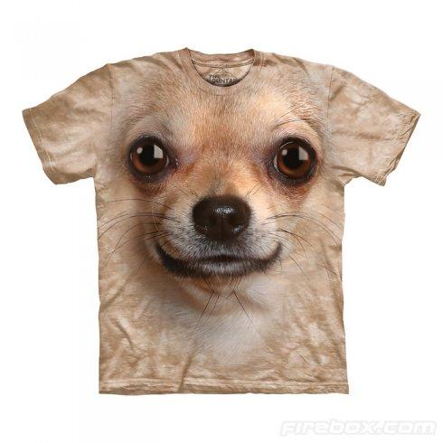 Hi-tech gadget póló- Chihuahua