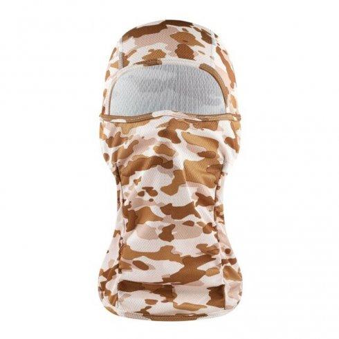 Face balaclavas camouflage forface protection - Sand colour