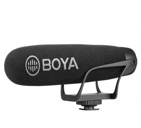BOYA Mikrofon BY-BM2021 SLR für Fotokamera