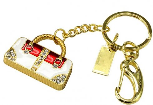 Jewelry USB - Luxury handbag