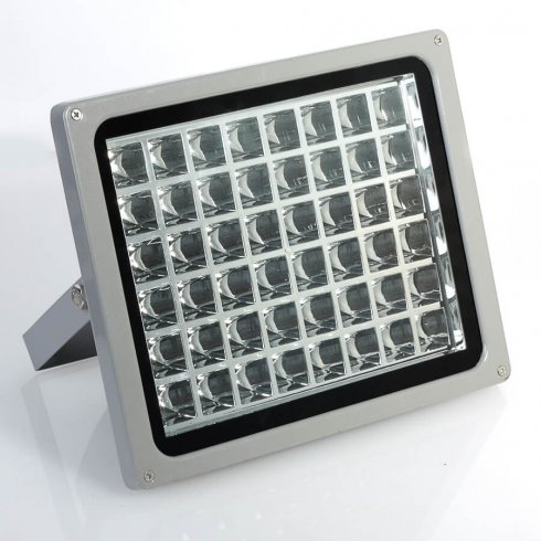 LED grow lamp 120° in waterproof design 100W