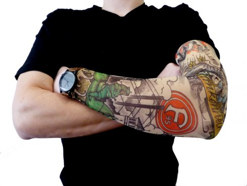 Sleeve Tattoos - Eagle