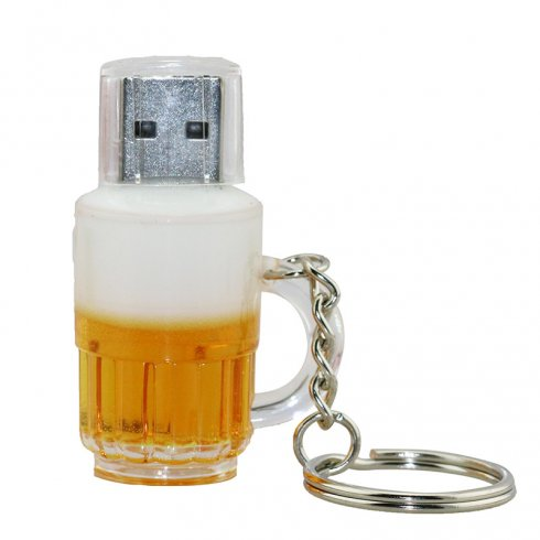 Funny USB Key - Beer Mug 16GB