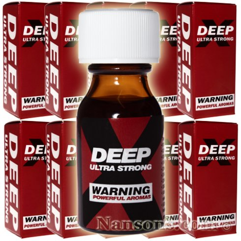 Poppers - Deep Ultra Strong 15 ml bouteille