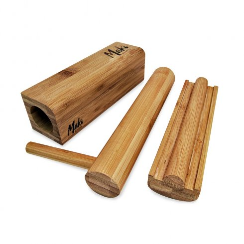 Sushi set - maki set (maker set or kit from 100% original bamboo)