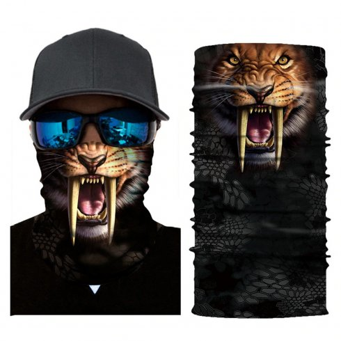 Head scarves for men and women - LION