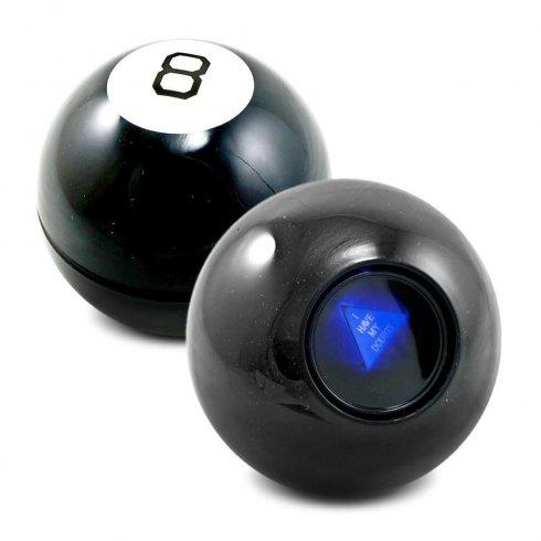 8 Ball - proročanska lopta za proricanje budućnosti