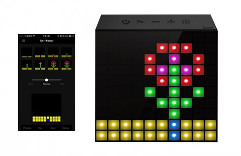 AuraBox difuzor portabil inteligent 121 RGB LED