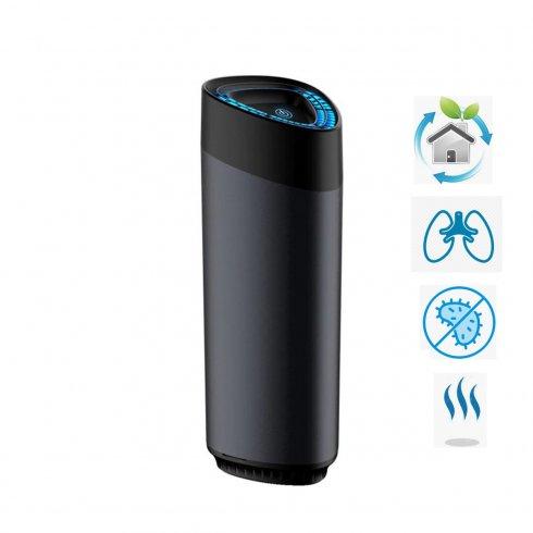 360 ° Ultrazvukový zvlhčovač vzduchu s ionizátorem + USB nabíječka