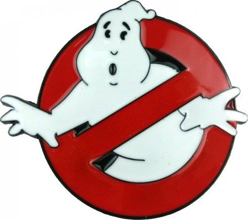 Ghost Busters - пряжка для ремня