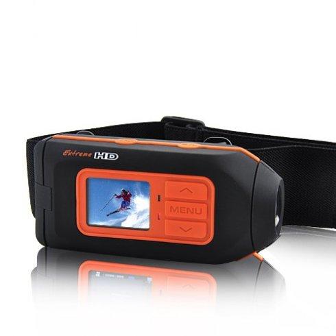 Profesionální FULL HD 1080P akční kamera - Extreme HD